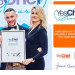 Winner Best New Restaurant In Ireland – YesChef Awards